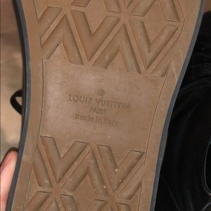 1a7f9e196184 Louis Vuitton Shoes - Louis Vuitton Tattoo Sneaker Boot